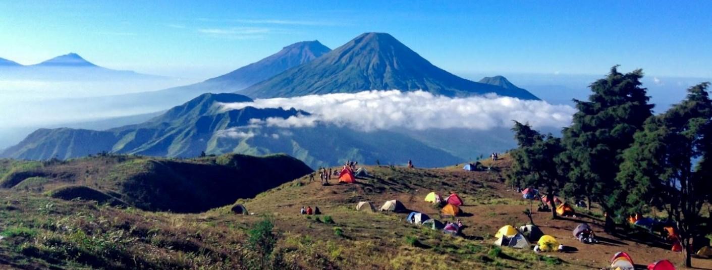 Paket Trip Gunung Prau 2018