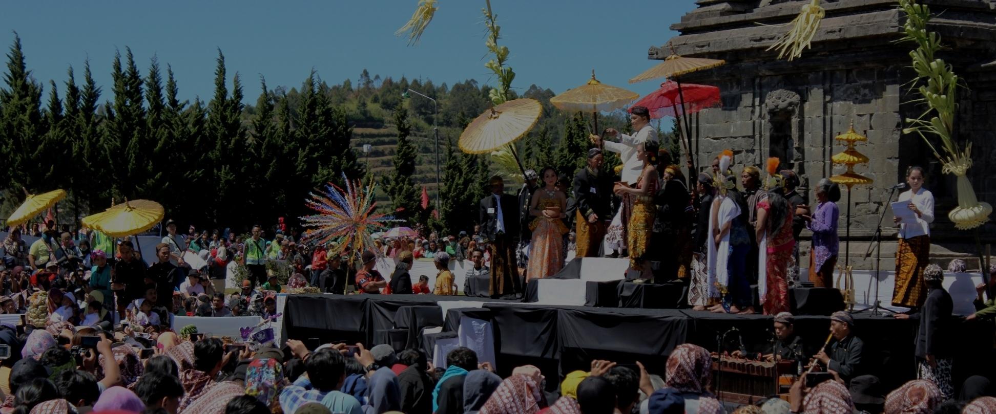 Open Trip Dieng Culture Festival 2019